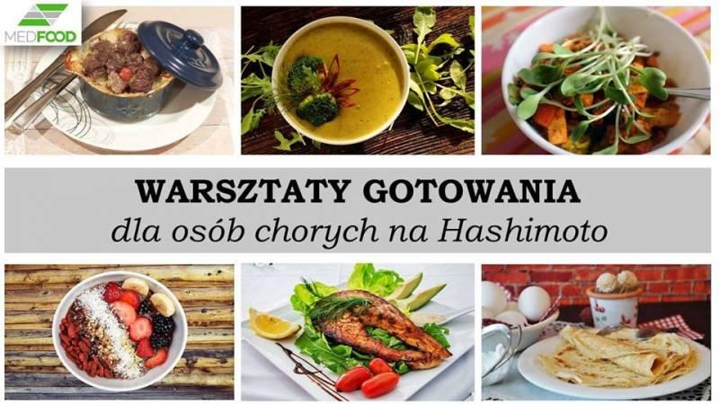 Warsztat gotowania dla osób chorych na Hashimoto
