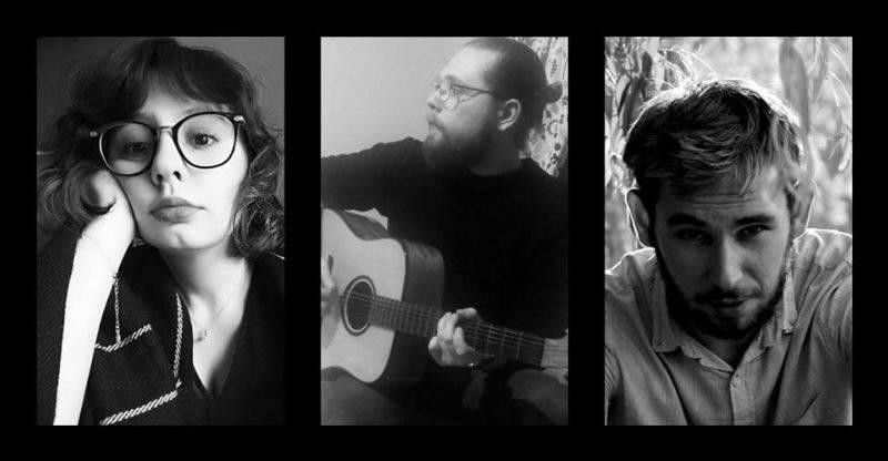 Poszerzenie pola dźwięku: Monika Szala, Paweł Szala, Michał Zdeb