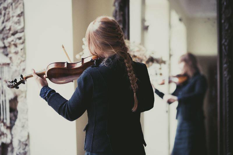 Poszerzenie pola dźwięku: Olga Hanowska