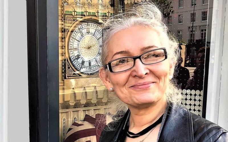 Spotkanie autorskie z Katarzyną Barbarą Rodziewicz