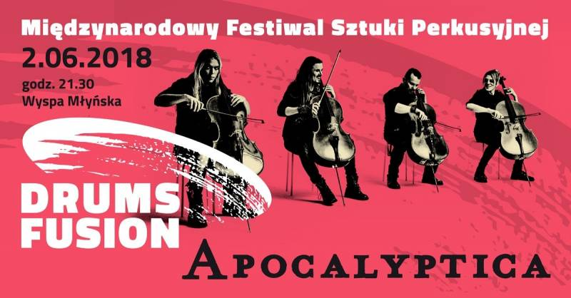 12. Drums Fusion: Apocalyptica