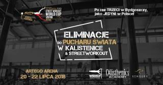 Eliminacje do Pucharu Świata w Kalistenice i Street Workout 2018