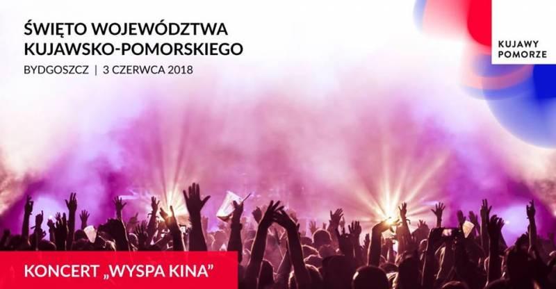 Święto Województwa Kujawsko-Pomorskiego: Wyspa kina