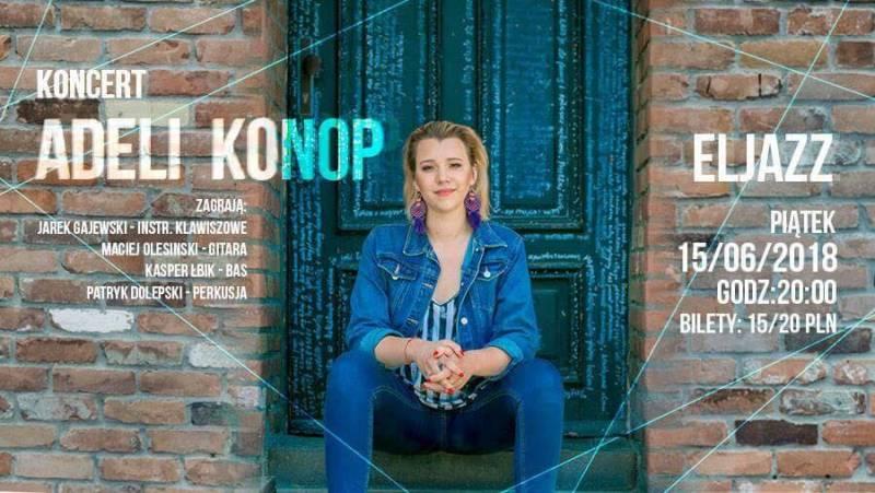 Koncert Adeli Konop