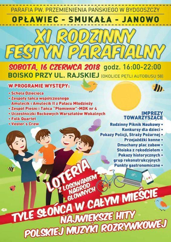 Festyn Rodzinny w Opławcu