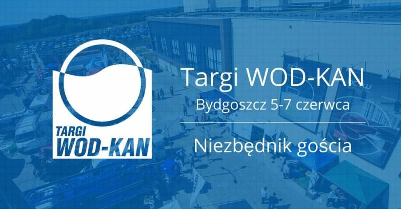 Targi WOD-KAN 2018