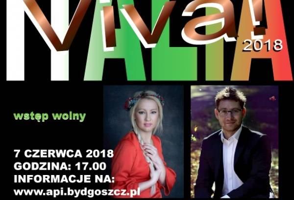 Viva Italia - Dominika Zamara  i Michał Szymanowski