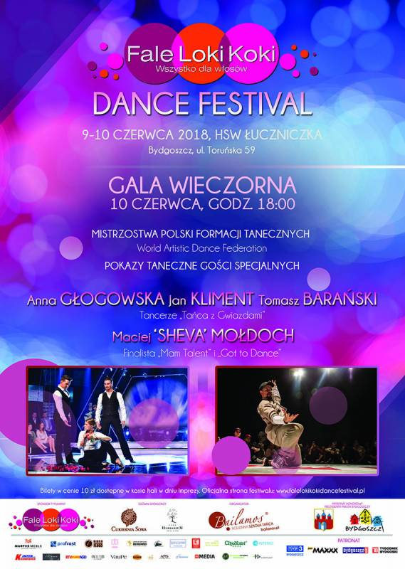 Fale Loki Koki Dance Festival - gala wieczorna