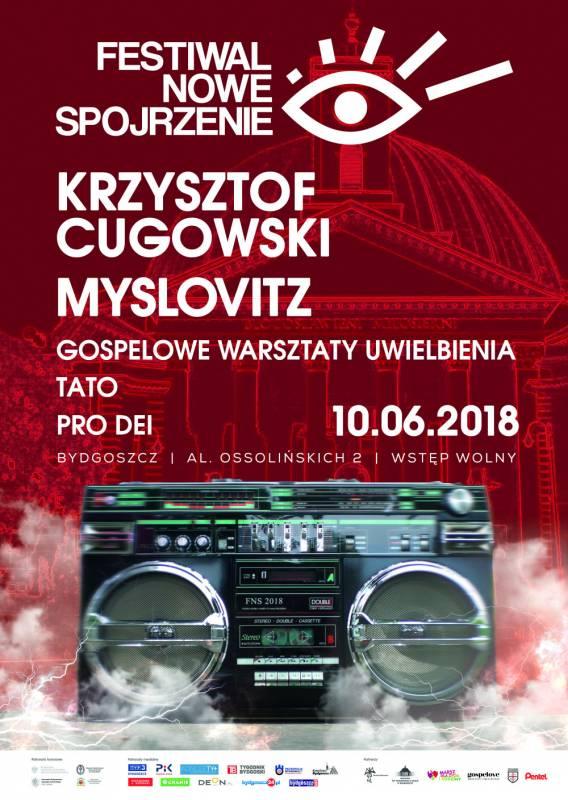 Festiwal Nowe Spojrzenie: Myslovitz, Krzysztof Cugowski