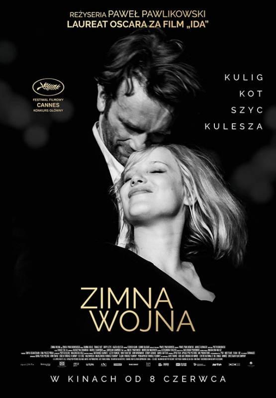 Zimna wojna, reż. Paweł Pawlikowski