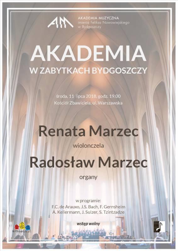 Akademia w zabytkach Bydgoszczy
