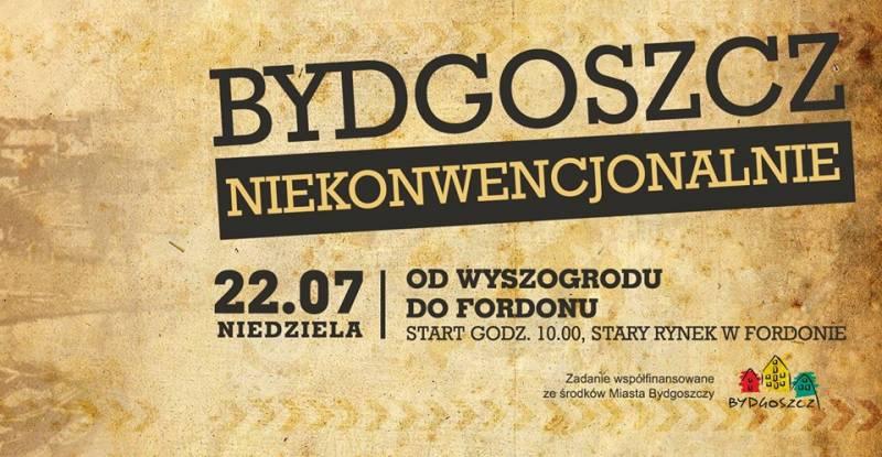 Bydgoszcz Niekonwencjonalnie - Od Wyszogrodu do Fordonu