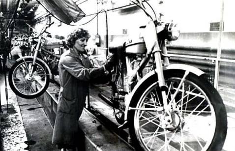 Wspomnienie o Wielkiej Fabryce Motorowerów Romet
