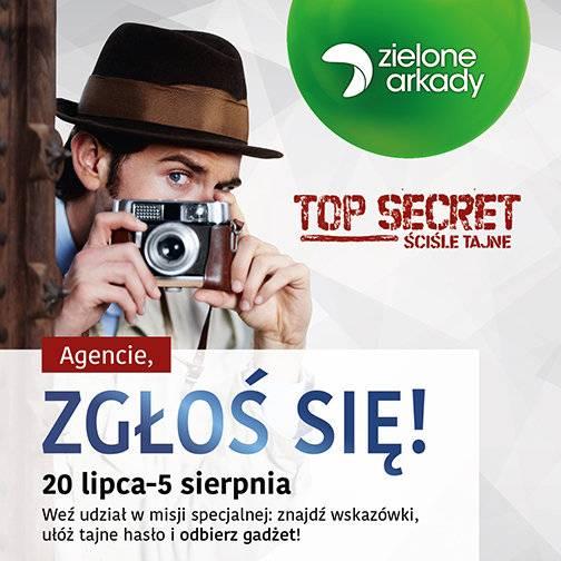 Top Secret - ściśle tajne