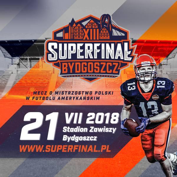 Futbol Amerykański: XIII SuperFinał Topligi