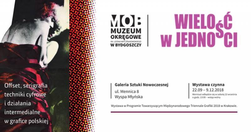 Galeria Sztuki Nowoczesnej (Czerwony Spichrz) - MOB