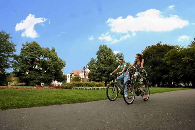 Spacer po Parku Kochanowskiego
