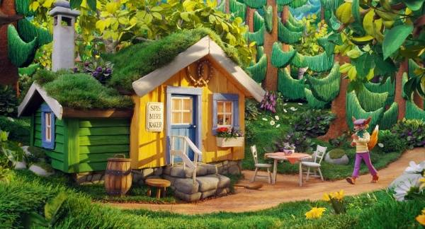 Małe Animocje - O czym szumi las