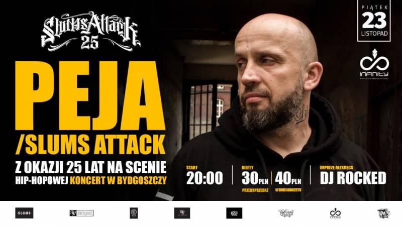 25 lat Peja / Slums Attack