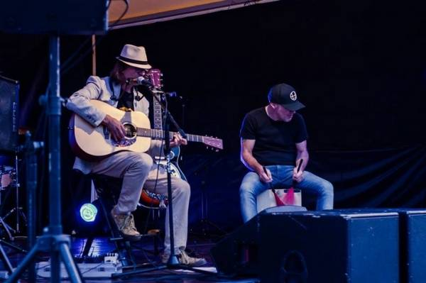 Bluesowe Szlaki - koncert BUSKIN JACK & COMPANY