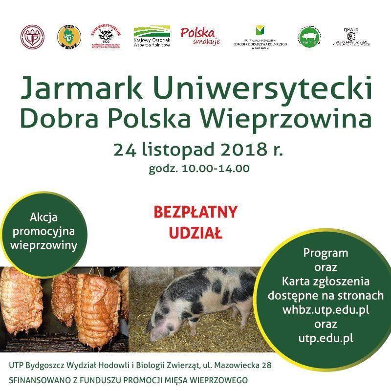 Jarmark Uniwersytecki - Dobra Polska Wieprzowina