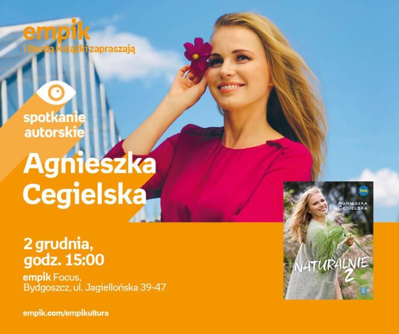 Spotkanie z Agnieszką Cegielską