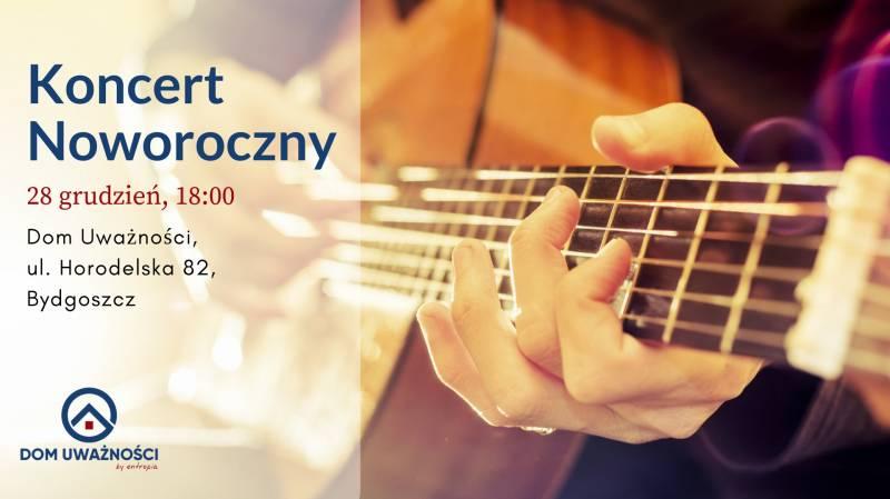 Koncert Noworoczny: Czarnecki & Gierek