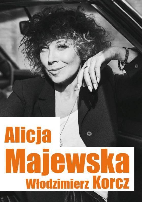 Alicja Majewska i Włodzimierz Korcz