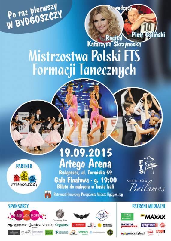 Mistrzostwa Polski FTS Formacji Tanecznych