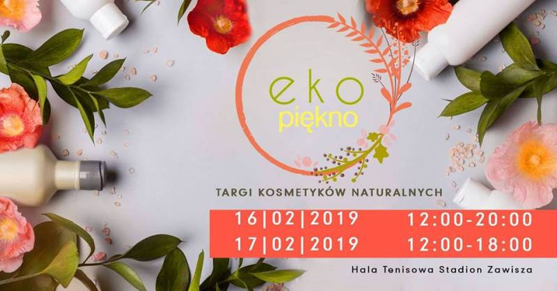 Ekopiękno-Targi kosmetyków naturalnych