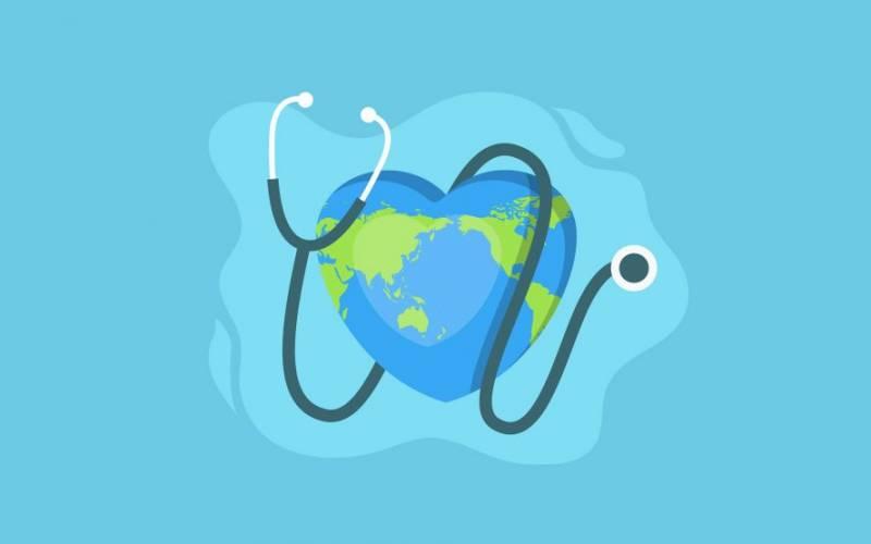 Światowy Dzień Zdrowia 2019 - Porozmawiajmy o zdrowiu