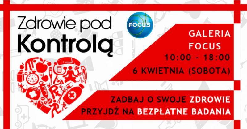 Zdrowie pod Kontrolą Bydgoszcz - wiosna 2019