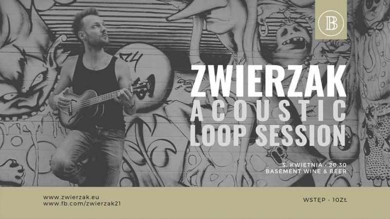 Zwierzak - Acoustic Loop Session