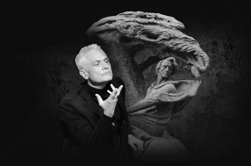 Fryderyk Chopin - Homo Artifex, czyli koncert/spektakl o talencie i byciu sobą