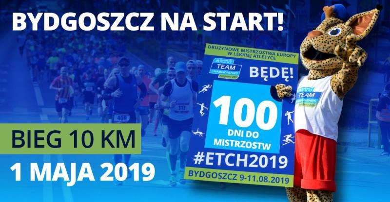 Bydgoszcz na Start - bieg