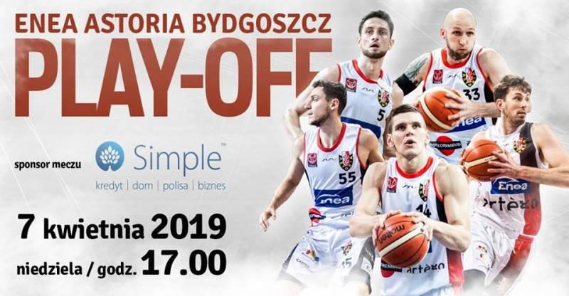 Play-Off Enea Astoria - Biofarm Poznań (Mecz nr 2)
