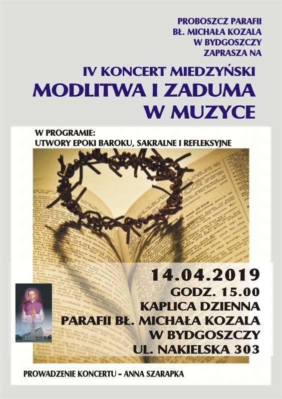 IV Koncert Miedzyński