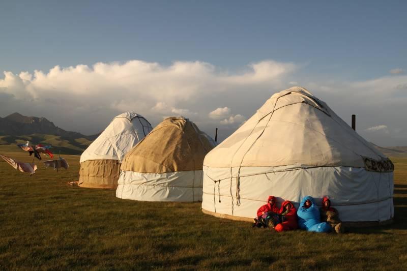 Azja Centralna - Kirgistan, Tadżykistan - na dachu świata