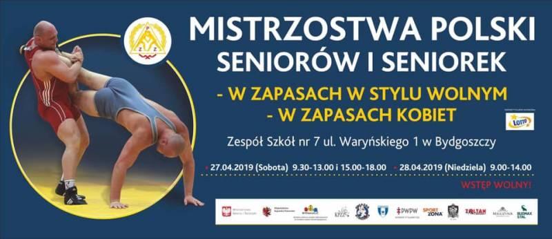Mistrzostwa Polski Seniorów i Seniorek w zapasach