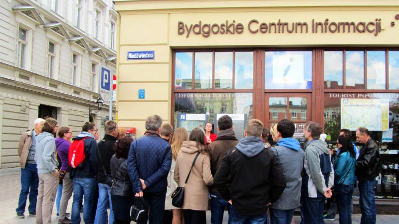 Bydgoski Rok Wolności - Spacer z przewodnikiem po Bydgoszczy