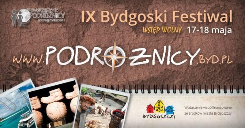 IX Festiwal Podróżnicy