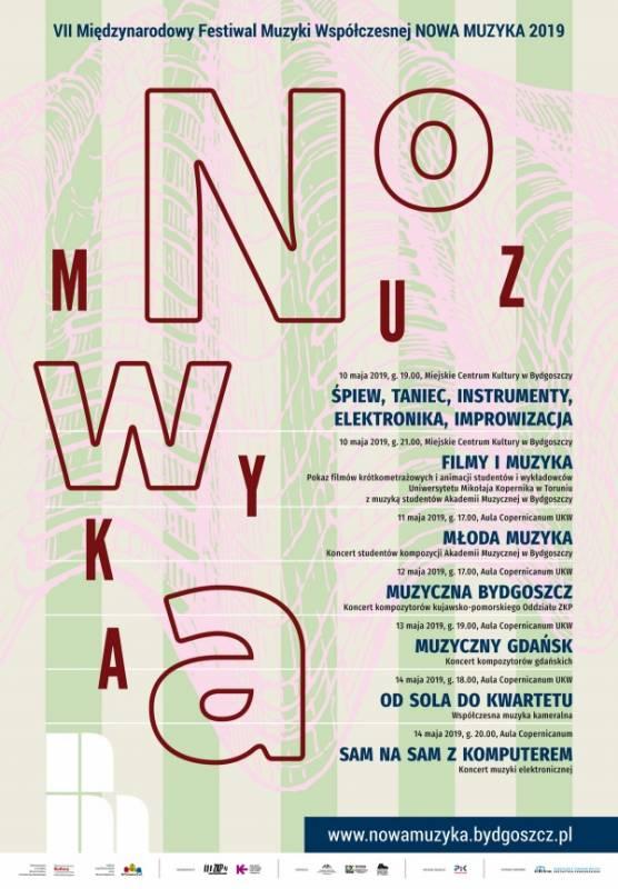 NOWA MUZYKA: Koncert muzyki elektronicznej Svetlany Maras