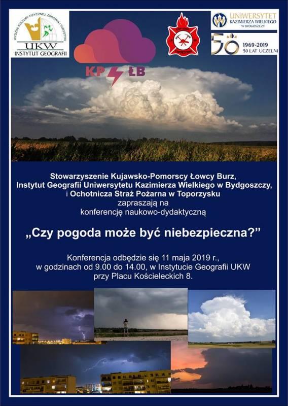III Zlot Kujawsko-Pomorskich Łowców Burz 2019