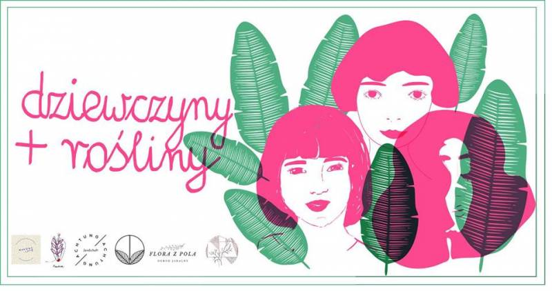 Dziewczyny + rośliny