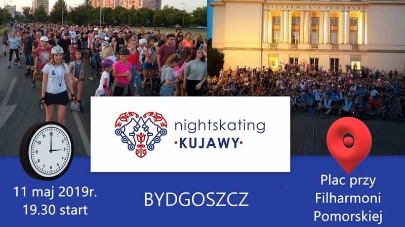 Nightskating Kujawy-Bydgoszcz