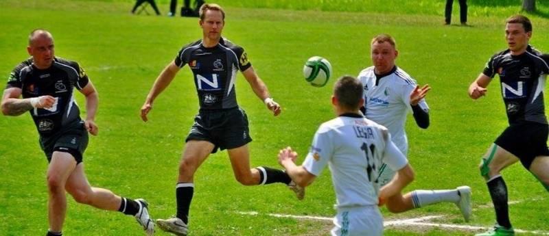 Rugby: ALFA Bydgoszcz - LEGIA Warszawa