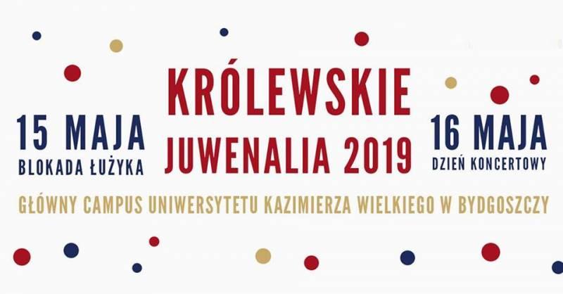 Królewskie Juwenalia 2019 - Dzień Koncertowy
