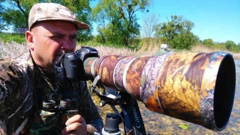 Jacek Lebioda - Wernisaż wystawy fotografii przyrodniczej okolic miasta Bydgoszczy - Natura 2000
