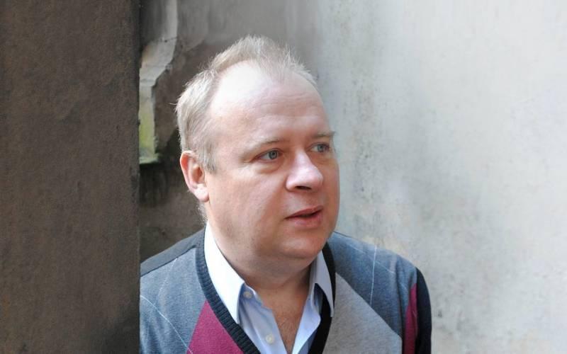 Promocja książki poetyckiej Grzegorza J. Grzmot-Bilskiego pt. Sprzedawca kawy
