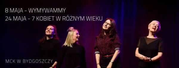 7 Kobiet w Różnym Wieku - spektakl impro